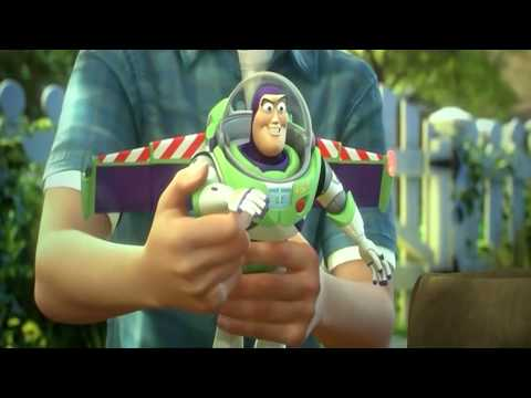Toy Story 3 – Andy gives away his toys