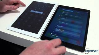 Sony Xperia Z4 Tablet Vs Apple IPad Air 2