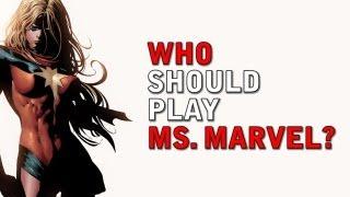Avengers 2 - Ms. Marvel (Aka Carol Danvers)