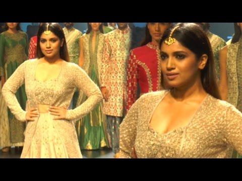 LFW Day 3: Bhumi Pednekar Makes A Stunning Debut A