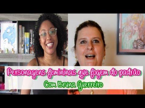 A mulher nos romances atuais, com Bruna Guerreiro | Especial Mês da Mulher | Passos entre Linhas