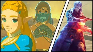 Video How Nintendo And Zelda Get Female Representation Right MP3, 3GP, MP4, WEBM, AVI, FLV Januari 2019