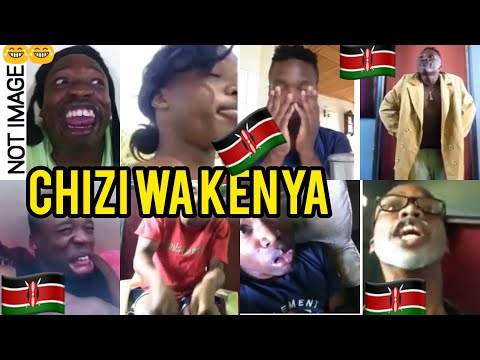 Funniest Kenyan Comedy (vine Compilation) By @flaqo411 (VOLUME 1)