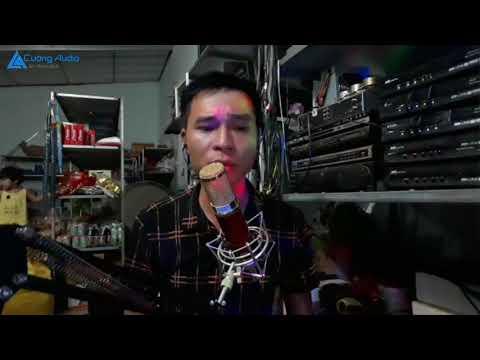 Hoa Nở Về Đêm - Tuấn Điệp - Micro Thu Âm TIANYUN T5000, Sound Card XOX K10, Dây Live Stream
