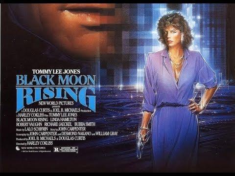 Black Moon Rising  - Original Trailer HD (Harley Cokeliss, 1986)