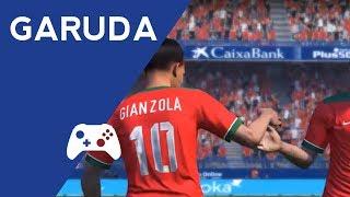 Video INDONESIA vs THAILAND - Piala Asia 2017 - Pes 17 MP3, 3GP, MP4, WEBM, AVI, FLV Maret 2018