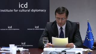 Lazar Elenovski, Ambassador of the Republic of Macedonia to the Kingdom of Belgium