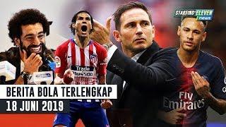 Download Video Lampard Setuju Latih Chelsea 👍 PSG Jual Neymar 😱 Mo Salah Tinggalkan Liverpool  (Berita Bola) MP3 3GP MP4