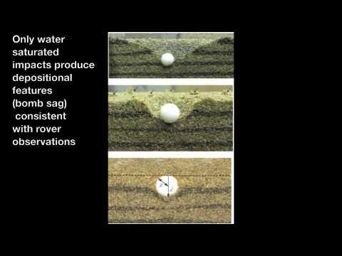 Mars Impact Experiment Video