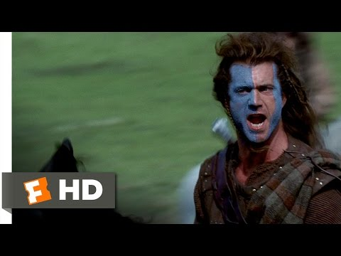 Wallace - Braveheart Movie Clip - watch all clips http://j.mp/yGSKIq click to subscribe http://j.mp/sNDUs5 William (Mel Gibson) delivers a powerful speech while trying...