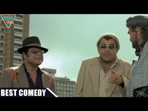 Funny movies - Comedy Scene  Raveena Is Kidnapped Funny Comedy Scene  Hindi Comedy Movies