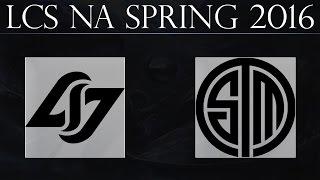 CLG vs TSM, game 4