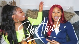 Video 20 THICK GIRL HACKS ft. NELLA ROSE | AnnieDrea MP3, 3GP, MP4, WEBM, AVI, FLV Desember 2018