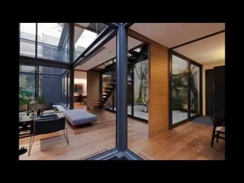 A House With 4 Courtyards [Includes Floor Plans]