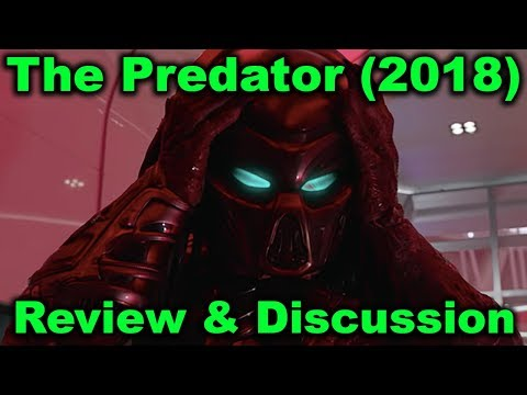 The Predator and Prequel - Review & Discussion - Movie & Novel