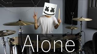 Video Alone - Marshmello (Drum Remix) | EarthEPD download in MP3, 3GP, MP4, WEBM, AVI, FLV Februari 2017