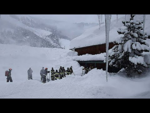Österreich: Drei deutsche Skifahrer sterben bei Lawinenunglück