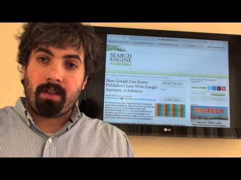 Google Mobile Ranking Time, Yahoo & Firefox Partner & Hidden Content SEO