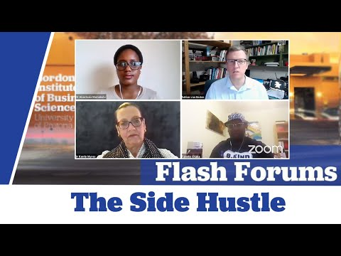 GIBS Flash Forum: The Side Hustle