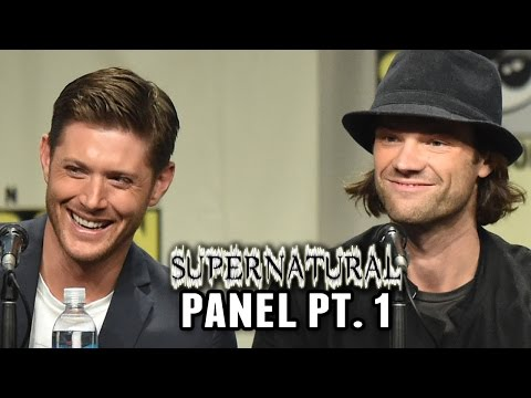 Part 1 - SPN Panel Part 2 ▻▻ http://youtu.be/_ln-qdhJwM8 More Celebrity News ▻▻ http://bit.ly/SubClevverNews The cast of Supernatural including Jensen Ackles, Jared Padalecki, Misha Collins,...