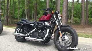 4. New 2013 Harley Davidson Sportster Forty-Eight Motorcycles for sale - Tallahassee, FL