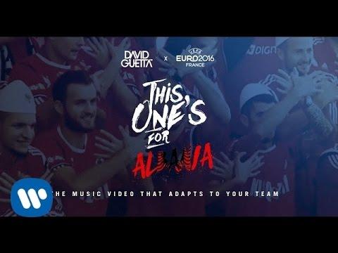 Videoklipi i 'Euro 2016' për Shqipërinë ndër më të klikuarat (Video)