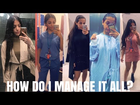 VLOG: DAY IN THE LIFE OF A MEDICAL STUDENT & YOUTUBER | Persianbunny