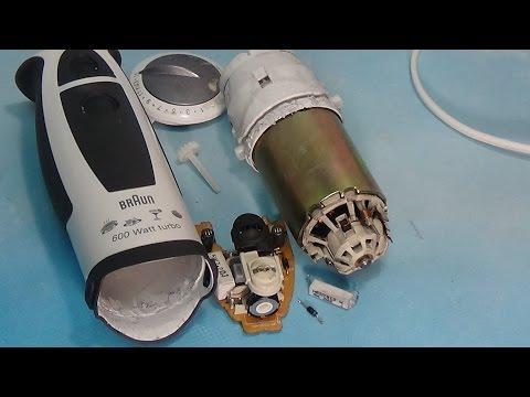 Как разобрать блендер кенвуд 700w и ремонт не включается