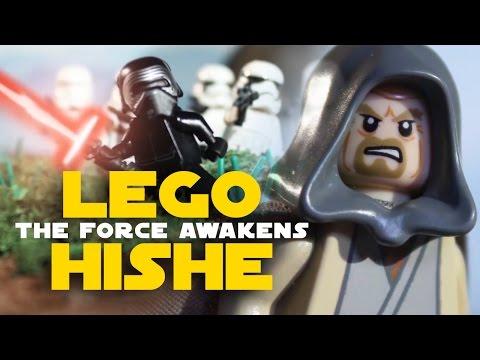 Lego se probouzí