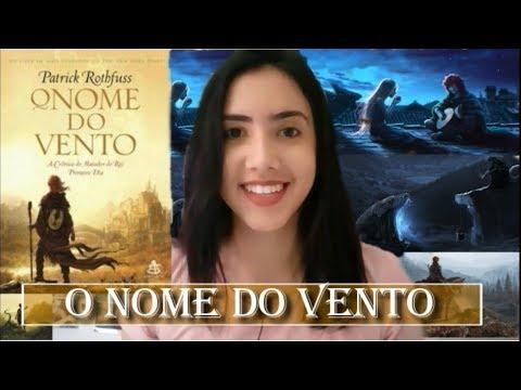 O NOME DO VENTO | RESENHA | Leticia Ferfer