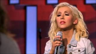 Christina Aguilera Coaching The Voice Season 5