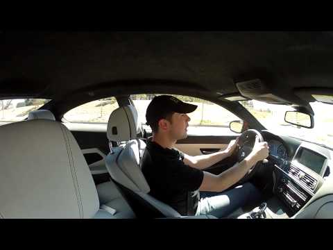 Real Videos: 2013 BMW M6 Review with $8,000 Ceramic Brakes
