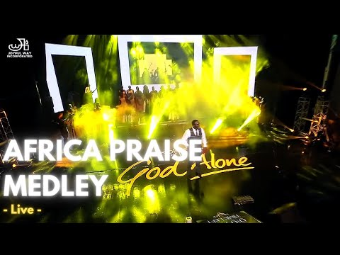 Africa Praise Medley 2017 - Joyful Way Inc. At Explosion Of Joy 2017