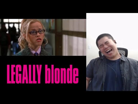 Legally Blonde Movie Reaction and Review!