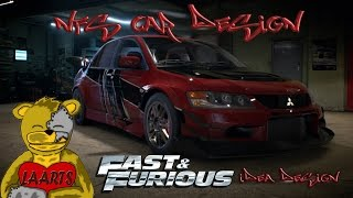 Nonton NFS Car Design #16 Fast & Furious- Style design Film Subtitle Indonesia Streaming Movie Download