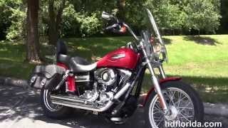 4. Used 2010 Harley Davidson Dyna Super Glide  Motorcycles for sale