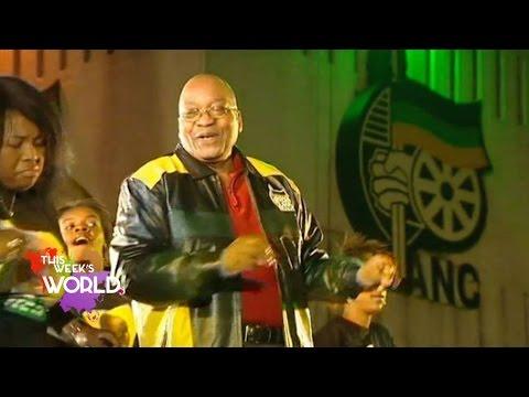 Zuma's ANC - a turbulent timeline - BBC News
