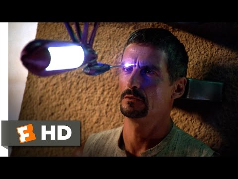 Stargate: Continuum (2008) - The Extraction Scene (10/10) | Movieclips