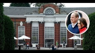 Video Inside Kate Middleton and Prince William's private family home Kensington Palace MP3, 3GP, MP4, WEBM, AVI, FLV Oktober 2017