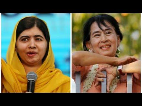 Μαλάλα καλεί Αούνγκ Σαν Σου Κι για τους Ροχίνγκια