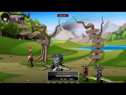 AQWorlds: Fastest way to get Blade of Awe (Full Tutorial)