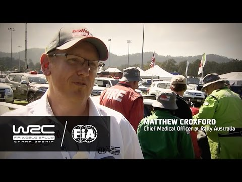 WRC - Kennards Hire Rally Australia 2016: WHO IS WHO Matthew Croxford