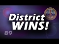 District Wins - February 9, 2017