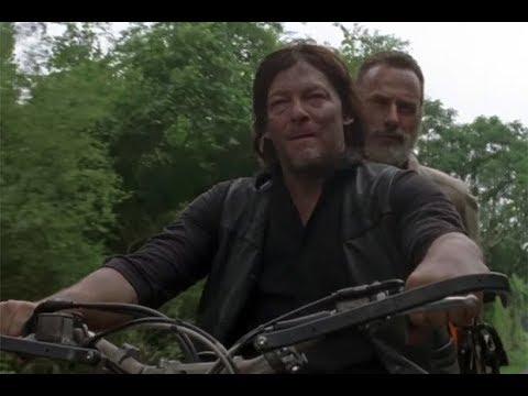 The Walking Dead boss confirms major change for Daryl in season 9