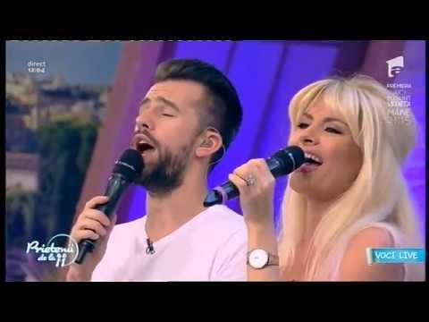 Ianna Novac & Florin Ristei - That's amore(live ) Antena1