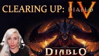 DIABLO 4: What Devs Told Me at Blizzcon
