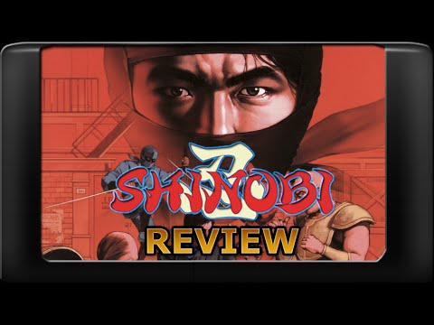 Shinobi Atari