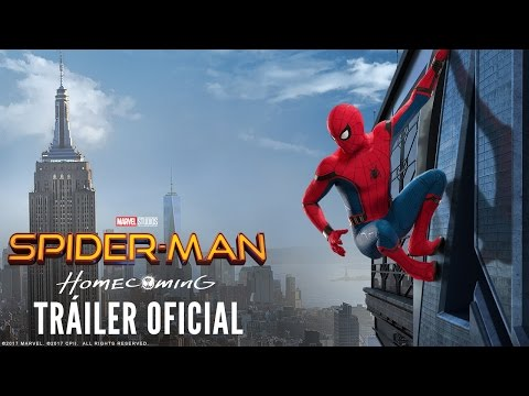 Spider-Man: Homecoming - Tráiler Oficial #2 en español HD?>