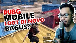 LOOT NOVO BAGUS? - PUBG MOBILE INDONESIA