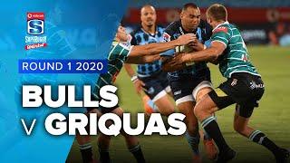 Bulls v Griquas Rd.1 2020 Super rugby unlocked video highlights